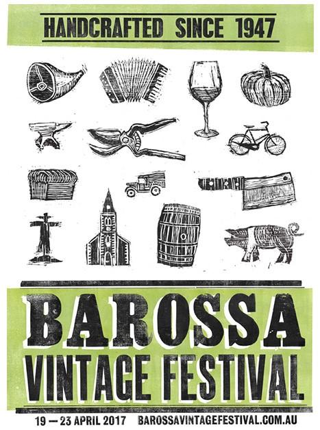 Barossa Vintage Festival Programme