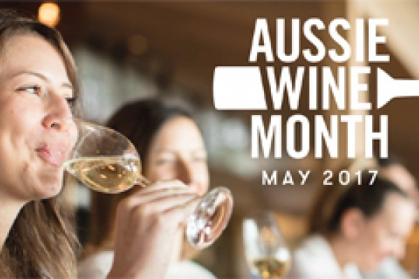 Aussie Wine Month 2017
