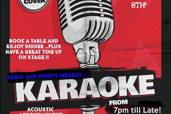 Stein's Karaoke Night