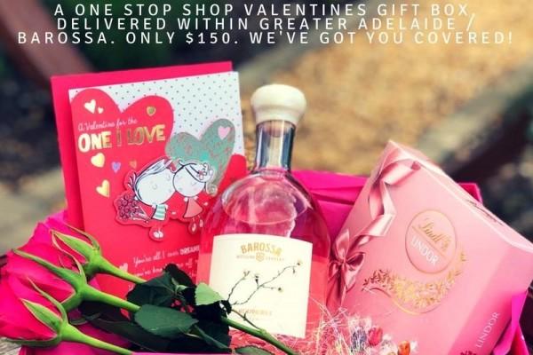 Valentines Gin Gift Box