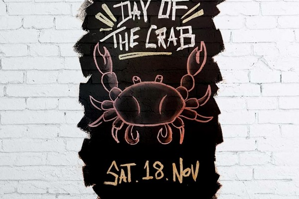 First Drop's 'Day of the Crab'
