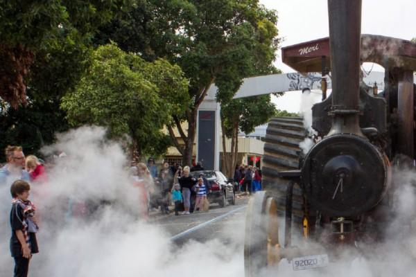 Barossa Vintage Festival Parade