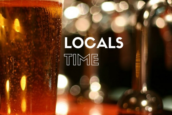 Locals Time at Stein's