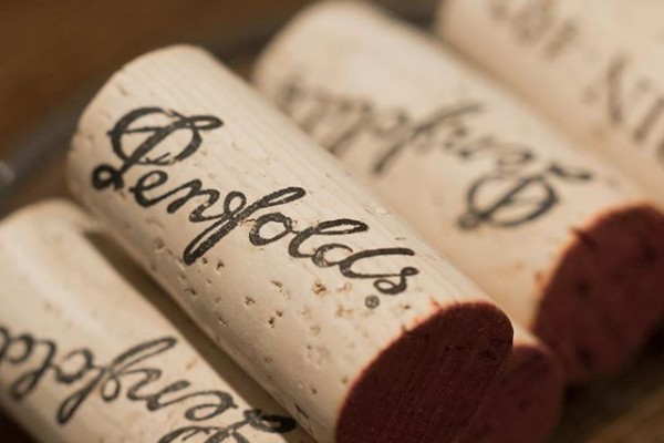Re-corking clinics at Penfolds