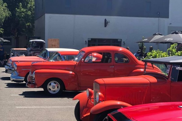 Hot Rods at Provenance