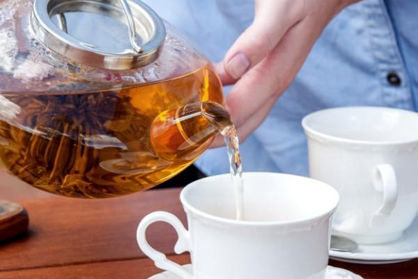 Cuppa Tea, Love?