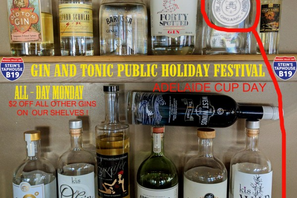 Public Holiday Gin Special
