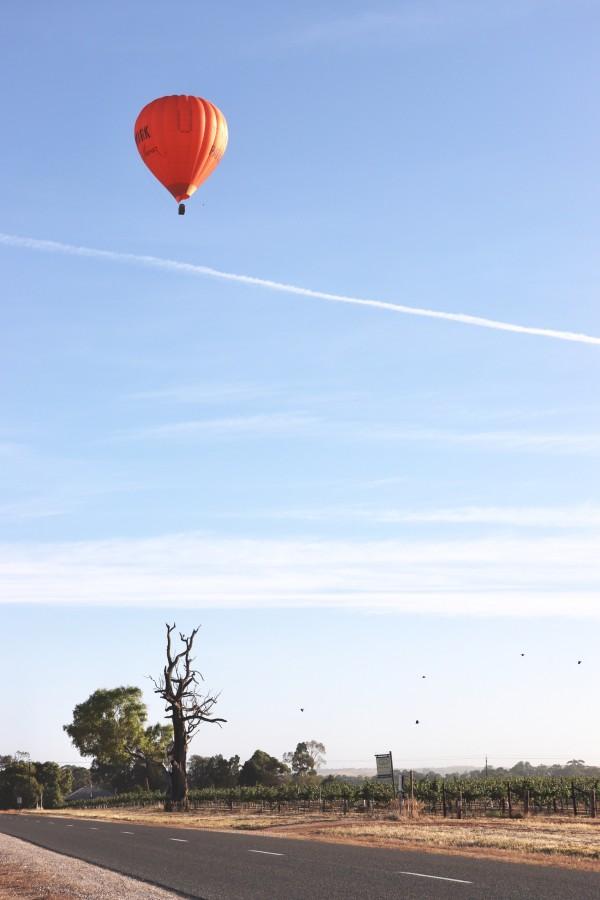 15.02.2018 Barossa Ballooning