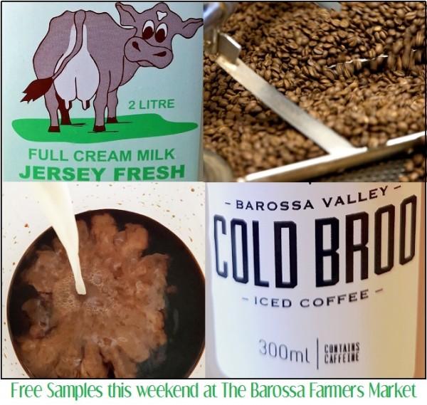 Cold Broo Iced Coffee 02.02.2018