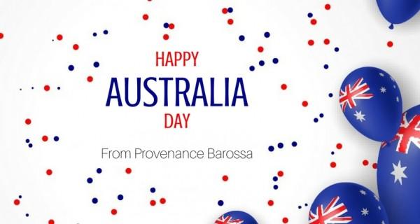Happy Australia Day 23.01.2018
