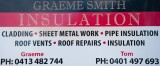 Graeme Smith Industrial Insulation logo