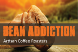 Bean Addiction Coffee Roasters logo