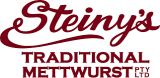 Steiny's Traditional Mettwurst logo